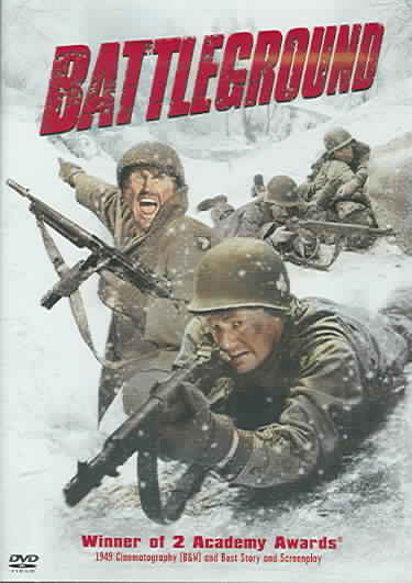 BATTLEGROUND BY JOHNSON,VAN (DVD)