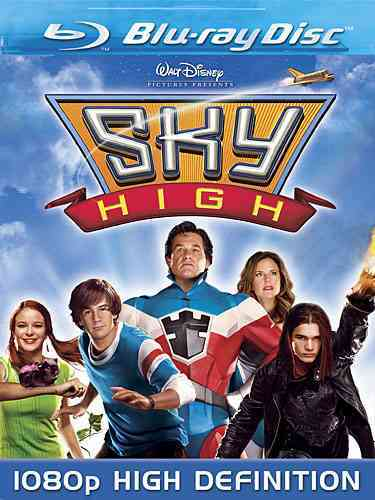SKY HIGH BY RUSSELL,KURT (Blu-Ray)