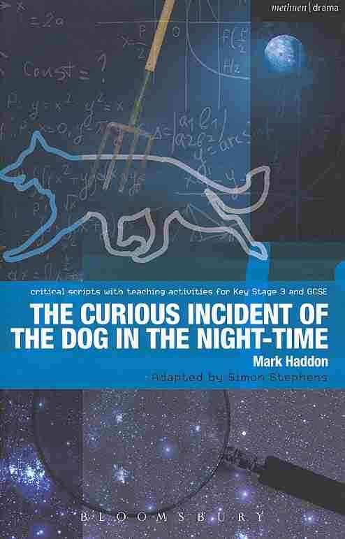 Curious Incident of the Dog in the Night-time By Haddon, Mark/ Stephens, Simon/ Bunyan, Paul (EDT)/ Moore, Ruth (EDT)
